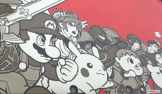 私のNew Nintendo 3DSがスマッシング